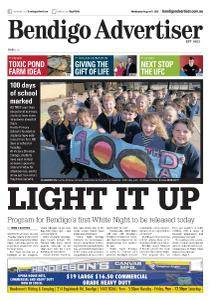 Bendigo Advertiser - August 1, 2018