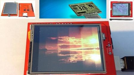 Arduino Graphic TFT LCD with touch screen master class