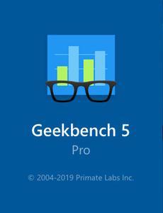 Geekbench Pro 5.0.1