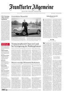 Frankfurter Allgemeine Zeitung - 2 November 2020