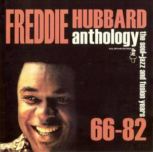 Freddie Hubbard - Anthology: The Soul-Jazz and Fusion Years 66-82 (2002) {2CD Soul Brother Records CD SBPJ 10 D}