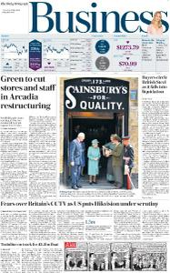 The Daily Telegraph Business - May 23, 2019