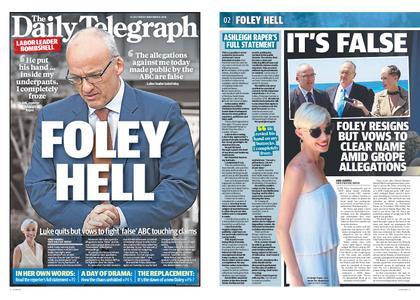 The Daily Telegraph (Sydney) – November 09, 2018