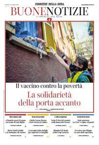 Corriere della Sera Buone Notizie - 3 Novembre 2020