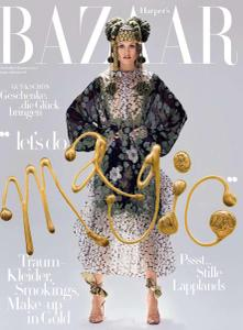 Harper's Bazaar Germany - Dezember 2019 - Januar 2020