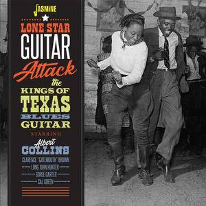VA - Lone Star Guitar Attack Albert Collins And The Kings Of Texas Blues Guitar (2018)