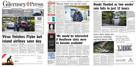 The Guernsey Press – 06 March 2020