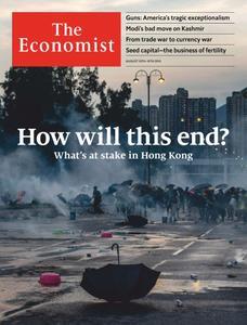 The Economist Latin America – 10 August 2019