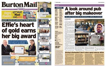 Burton Mail – August 29, 2020