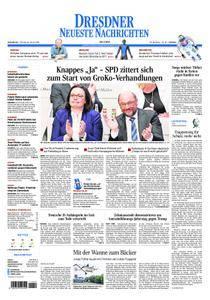 Dresdner Neueste Nachrichten - 22. Januar 2018