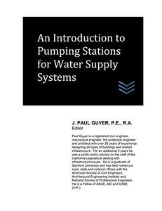 Pumping Stations for Water Supply Systems