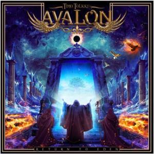 Timo Tolkki's Avalon - Return to Eden (2019)