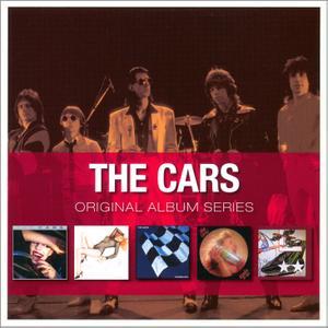 The Cars - Original Album Series (2009) 5CD Box Set, US Reissue 2012 [Repost]