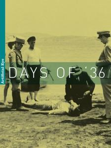 Days of 36 (1972) Meres tou '36