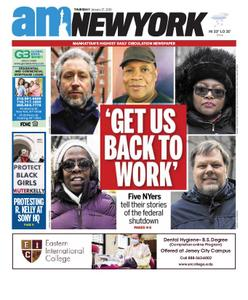 AM New York - January 17, 2019