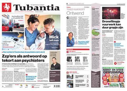 Tubantia - Enschede – 03 januari 2018