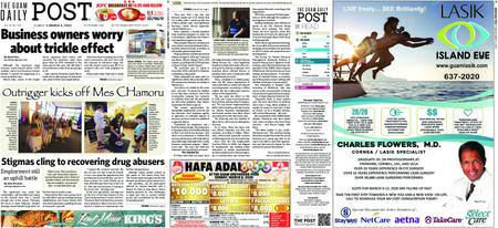 The Guam Daily Post – March 08, 2020