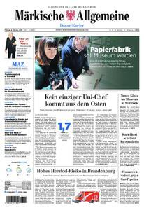 Märkische Allgemeine Dosse Kurier - 08. Februar 2019