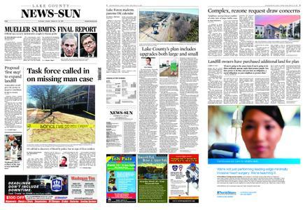 Lake County News-Sun – March 23, 2019