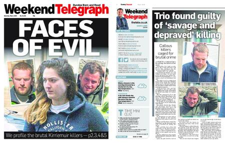 Evening Telegraph First Edition – May 04, 2019