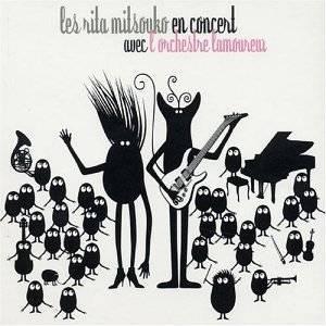 Les Rita MITSOUKO - En concert avec l'Orchestre Lamoureux (ape)