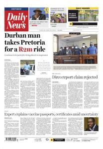 Daily News – 14 September 2021