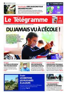Le Télégramme Auray – 13 mai 2020