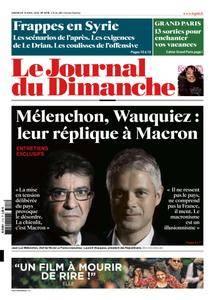 Le Journal du Dimanche - 15 avril 2018