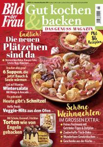 Bild der Frau Gut Kochen & Backen - November-Dezember 2018