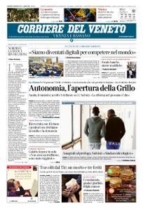 Corriere del Veneto Vicenza e Bassano – 20 giugno 2019