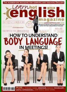 Hot English Magazine • Audio Edition • Number 190 • March 2018