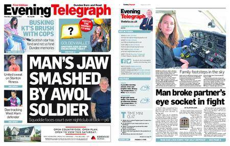 Evening Telegraph First Edition – August 23, 2018