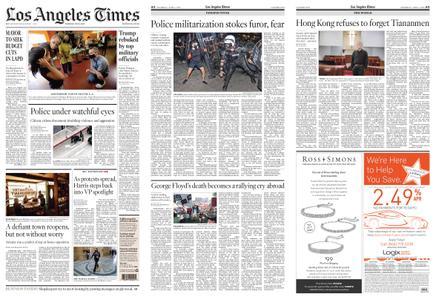 Los Angeles Times – June 04, 2020