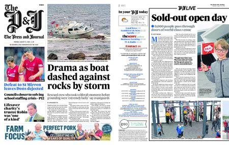 The Press and Journal Moray – August 12, 2019