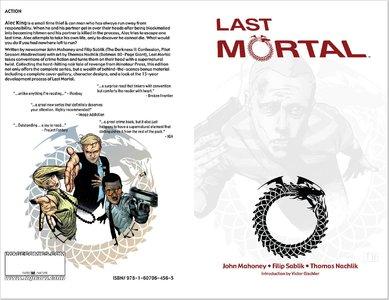 Last Mortal Vol. 1 HC (2012)