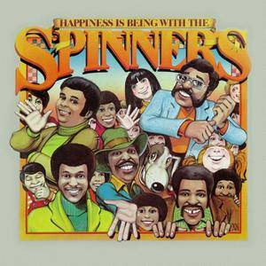 The Spinners - Happiness Is Being With The Spinners (1976/2013) [Official Digital Download 24-bit/96kHz]