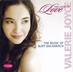 Valerie Joyce - The Look of Love: Music of Burt Bacharach (2007) {Chesky Records}