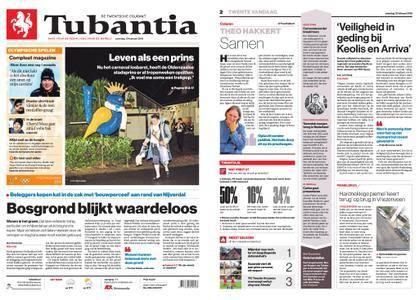 Tubantia - Enschede – 10 februari 2018