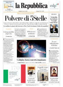 la Repubblica - 22 Novembre 2019
