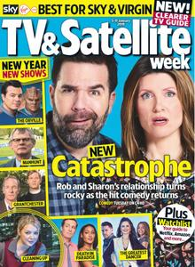 TV & Satellite Week - 05 January 2019