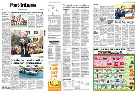 Post-Tribune – September 04, 2019