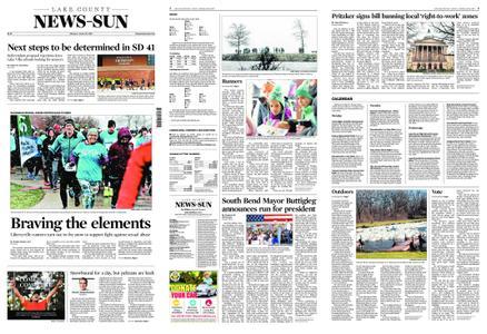 Lake County News-Sun – April 15, 2019