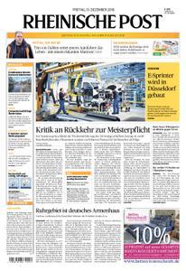 Rheinische Post – 13. Dezember 2019