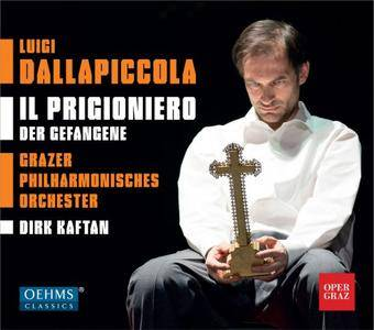 Markus Butter - Dallapiccola: Il prigioniero (2018)
