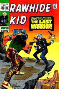 Rawhide Kid v1 071 1969 brigus