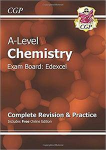 New A-Level Chemistry: Edexcel Year 1 & 2 Complete Revision & Practice with Online Edition: Exam Board Edexcel