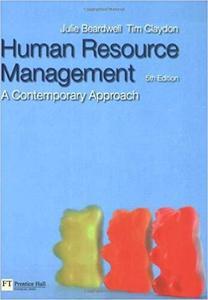 Human Resource Management: A Contemporary Approach [Repost]