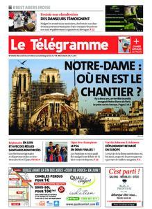 Le Télégramme Brest Abers Iroise – 14 avril 2021