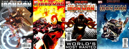 Invincible Iron Man ( 1 - 13 ) Ongoing