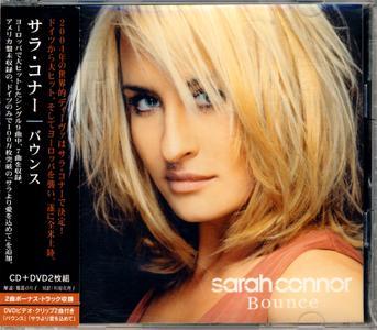 Sarah Connor - Bounce (2004) CD + DVD Japanese Edition